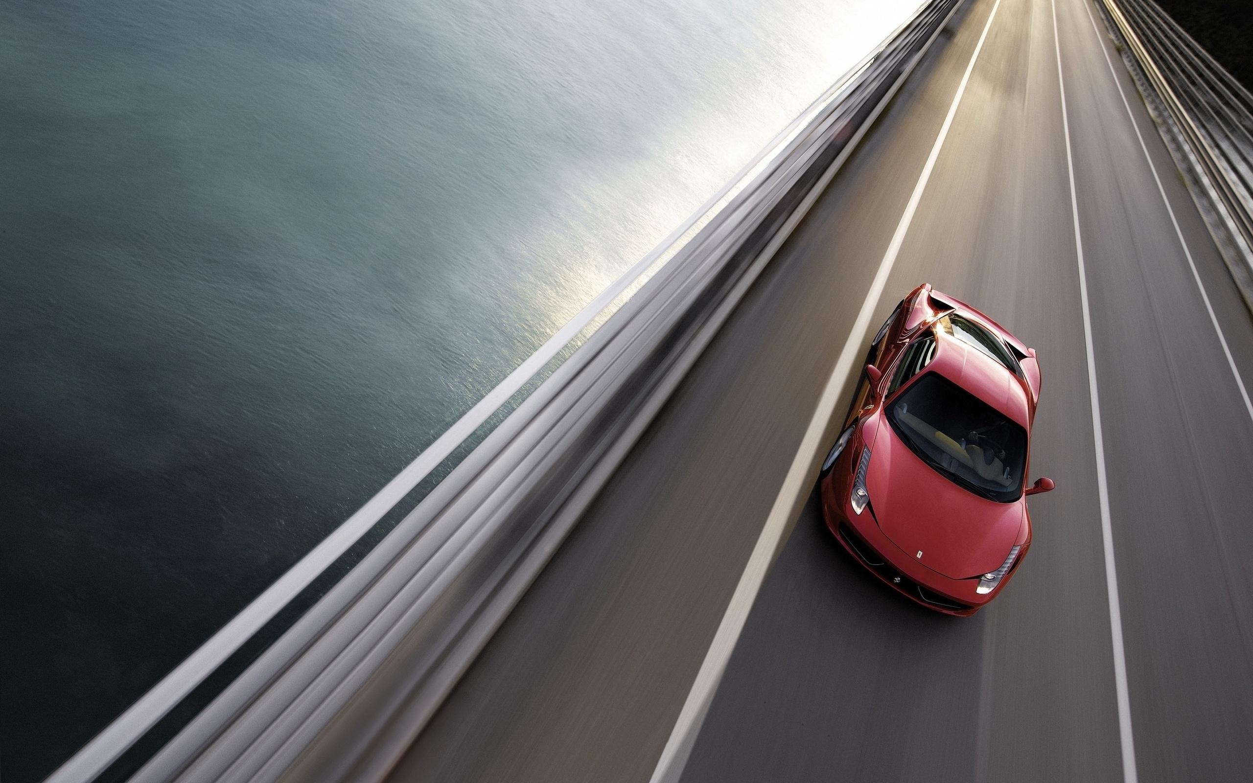 27170 скачать обои Транспорт, Машины, Дороги, Феррари (Ferrari) - заставки и картинки бесплатно