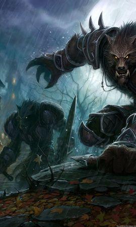 11789 télécharger le fond d'écran Jeux, World Of Warcraft, Wow - économiseurs d'écran et images gratuitement