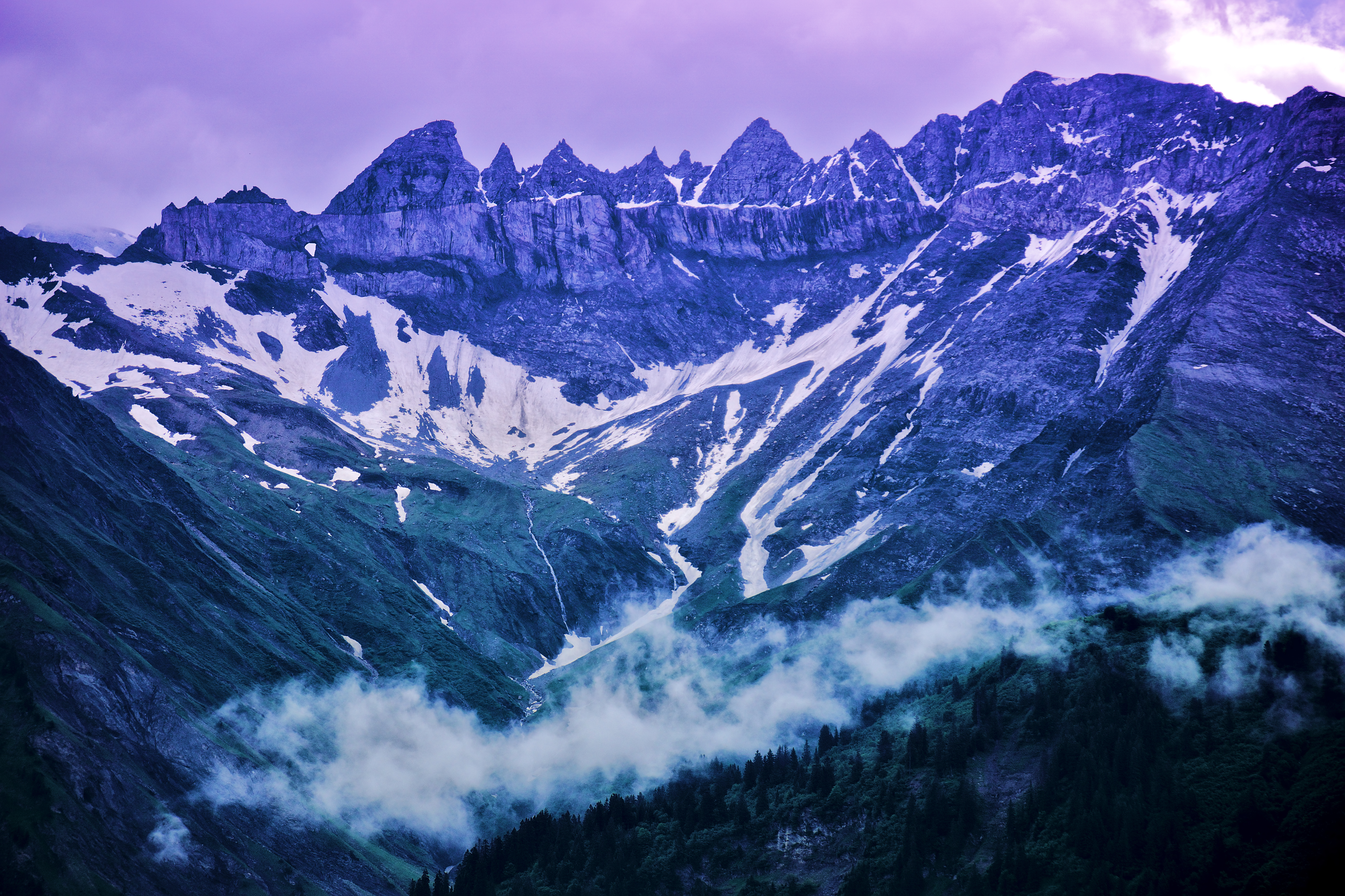 98641 download wallpaper Nature, Rocks, Tops, Vertex, Snow, Snow Covered, Snowbound, Mountains screensavers and pictures for free