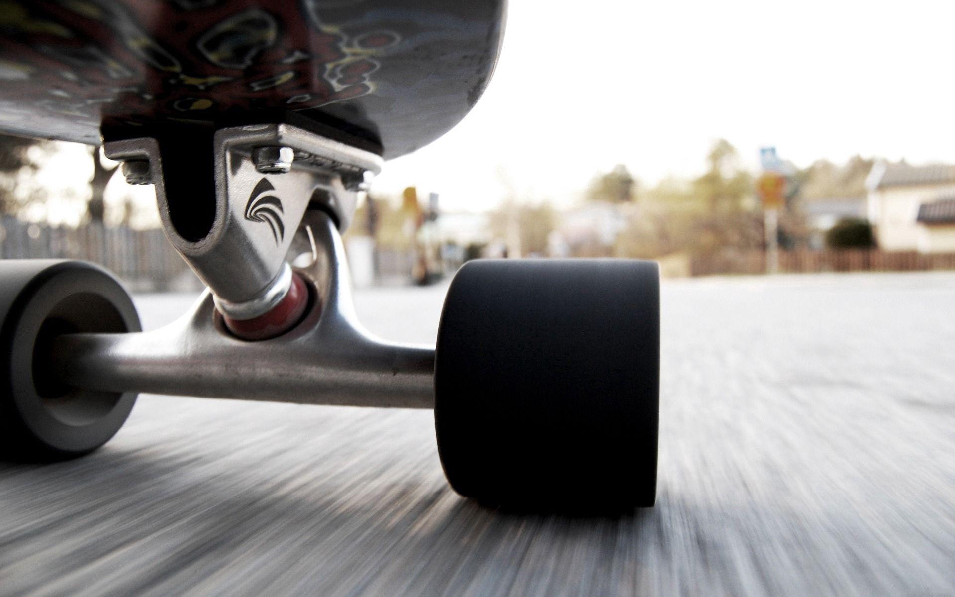 155133 скачать обои Скейтборд, Колесо, Спорт, Доска, Движение - заставки и картинки бесплатно