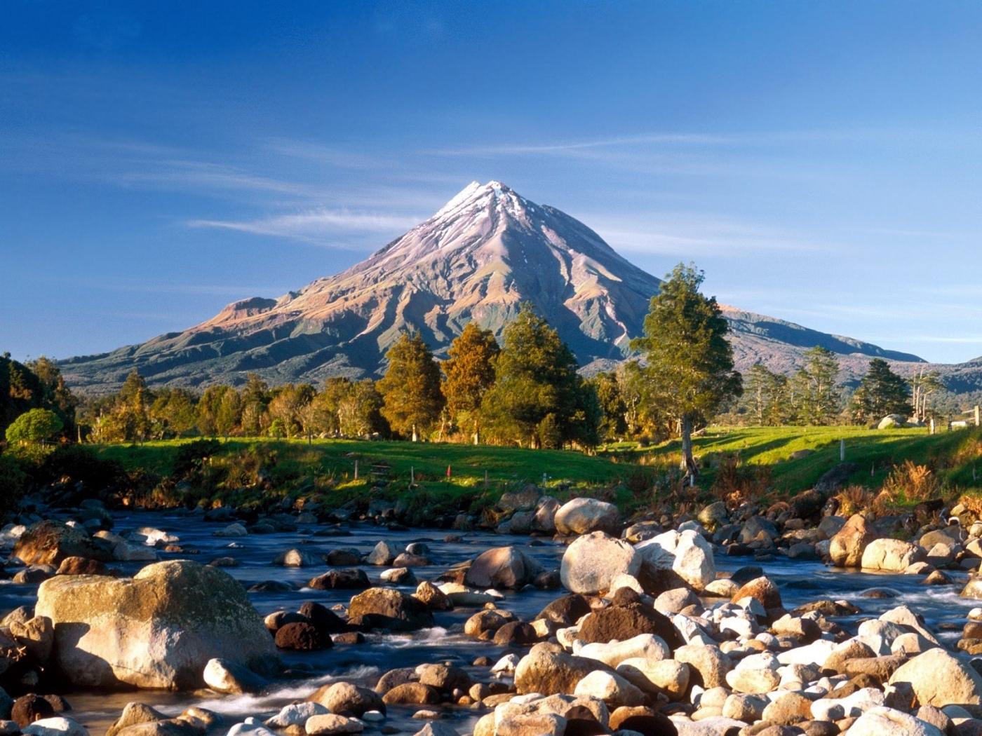 24598 скачать обои Пейзаж, Река, Камни, Горы - заставки и картинки бесплатно