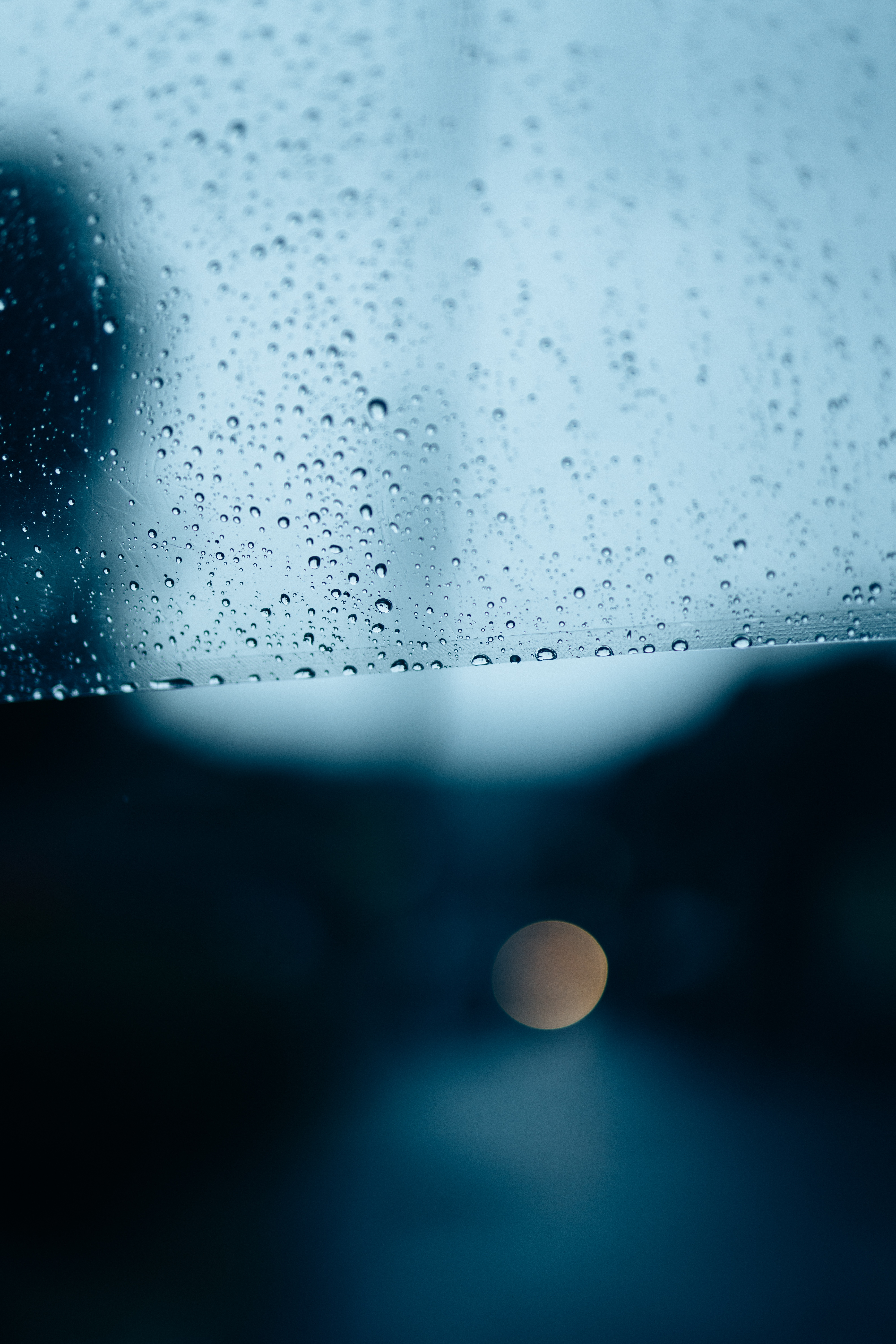146424 download wallpaper Macro, Drops, Rain, Blur, Smooth screensavers and pictures for free