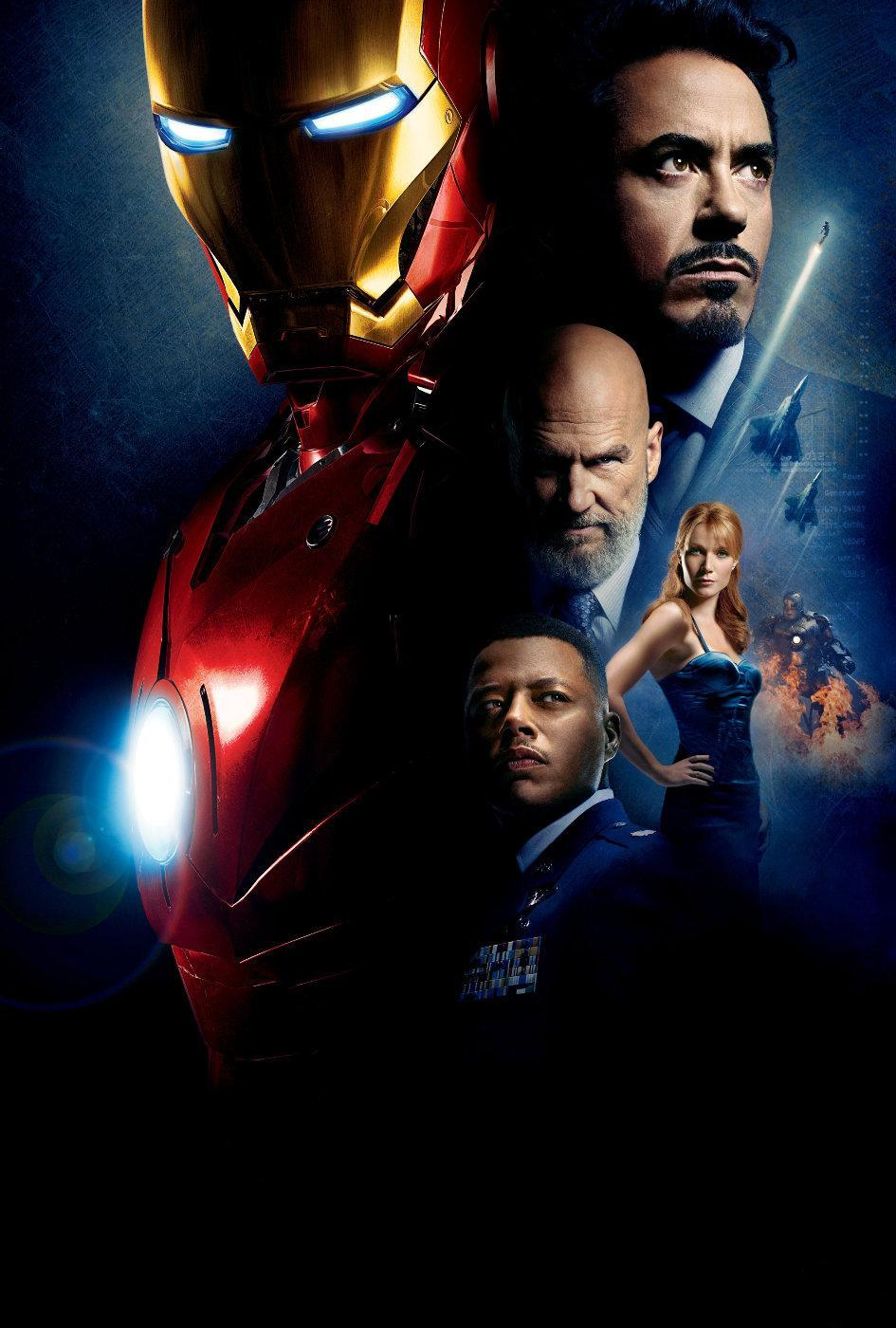 10019 download wallpaper Cinema, Iron Man screensavers and pictures for free
