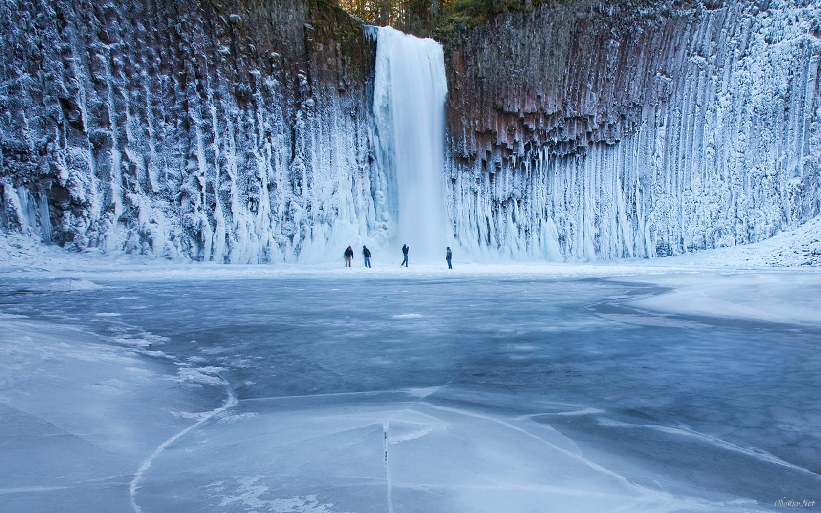 27162 скачать обои Пейзаж, Река, Горы, Лед - заставки и картинки бесплатно