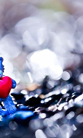 16682 скачать обои Праздники, Сердца, Любовь, День Святого Валентина (Valentine's Day) - заставки и картинки бесплатно