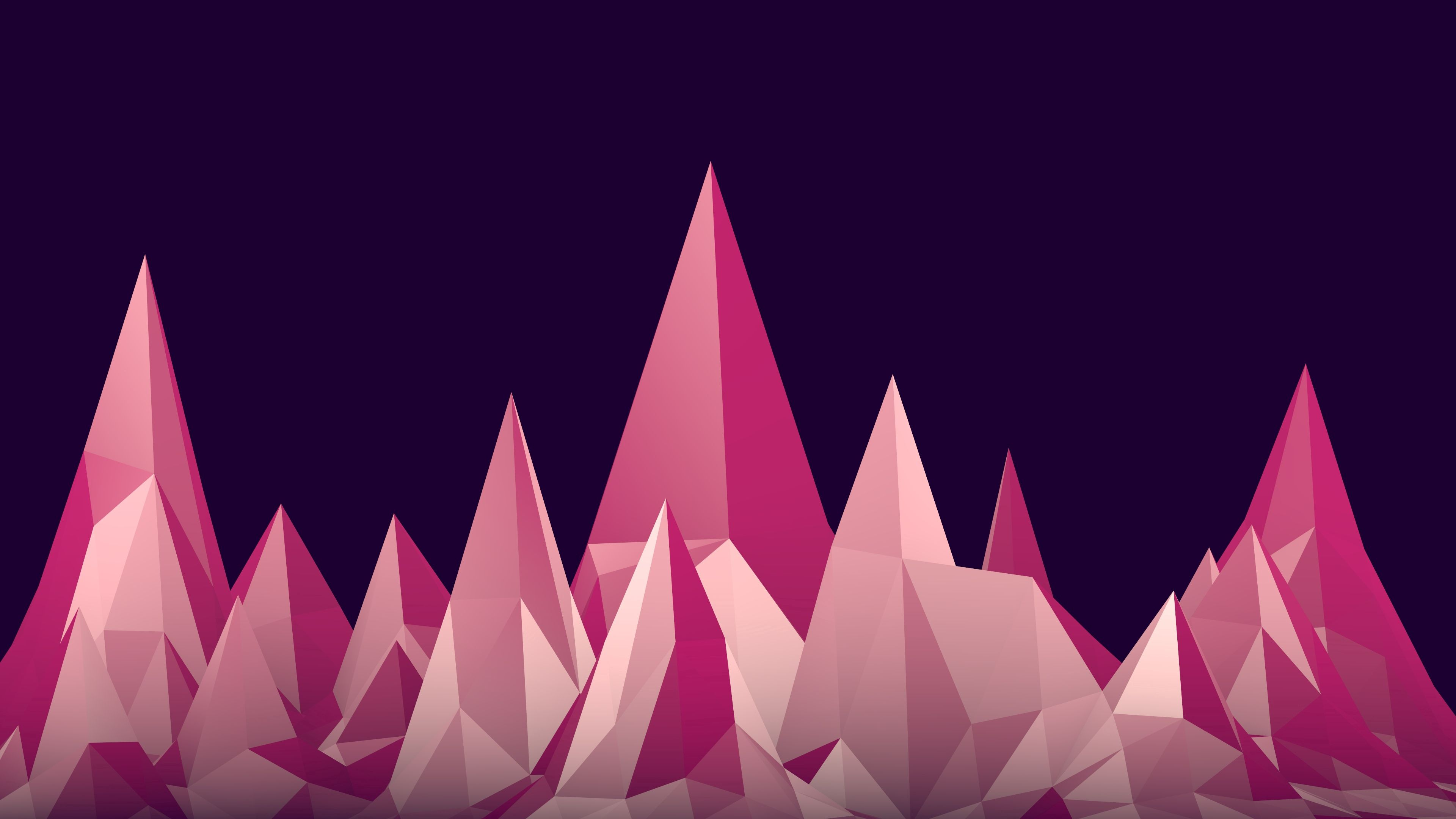 136496 download wallpaper Vector, Minimalism, Digital Art, Graphics, Low Poly, Low-Polygonal screensavers and pictures for free