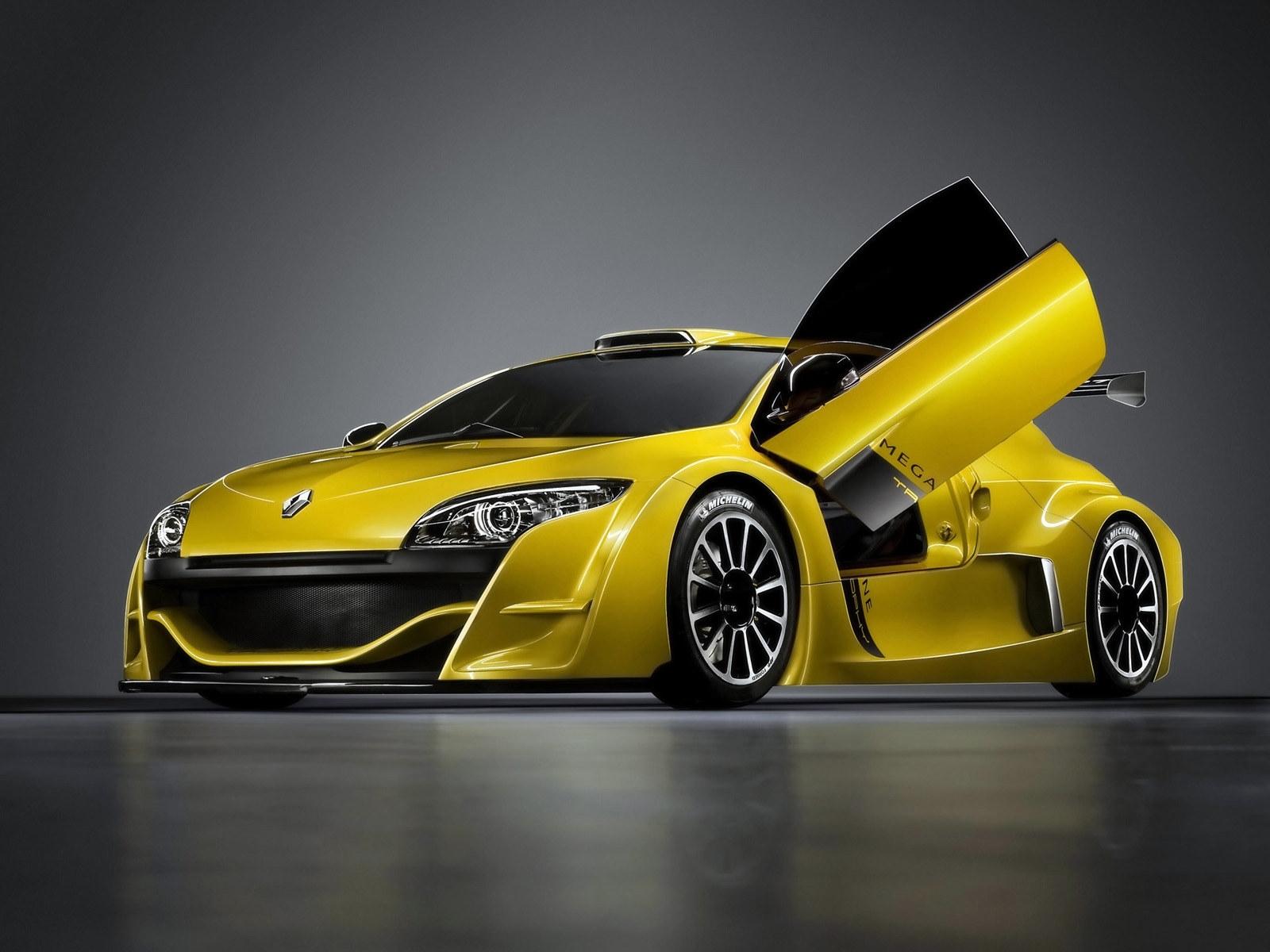 3368 Hintergrundbild herunterladen Transport, Auto, Renault - Bildschirmschoner und Bilder kostenlos