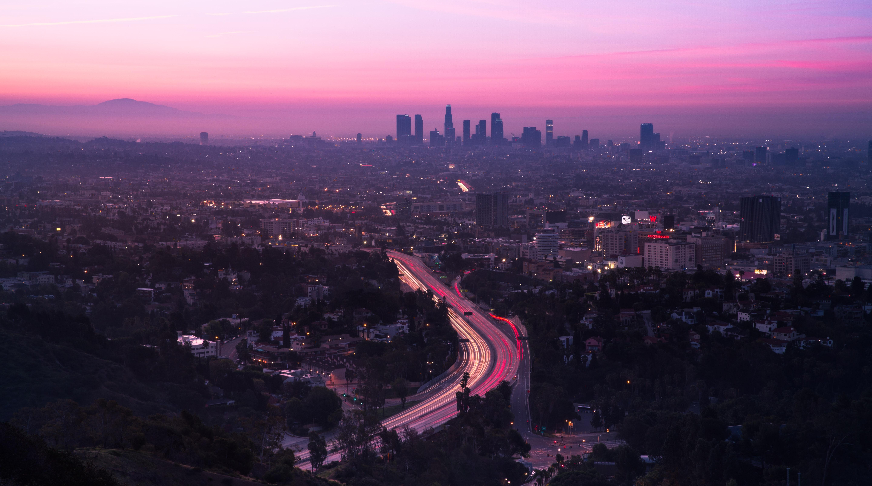 Популярные картинки Лос-Анджелес в HD качестве