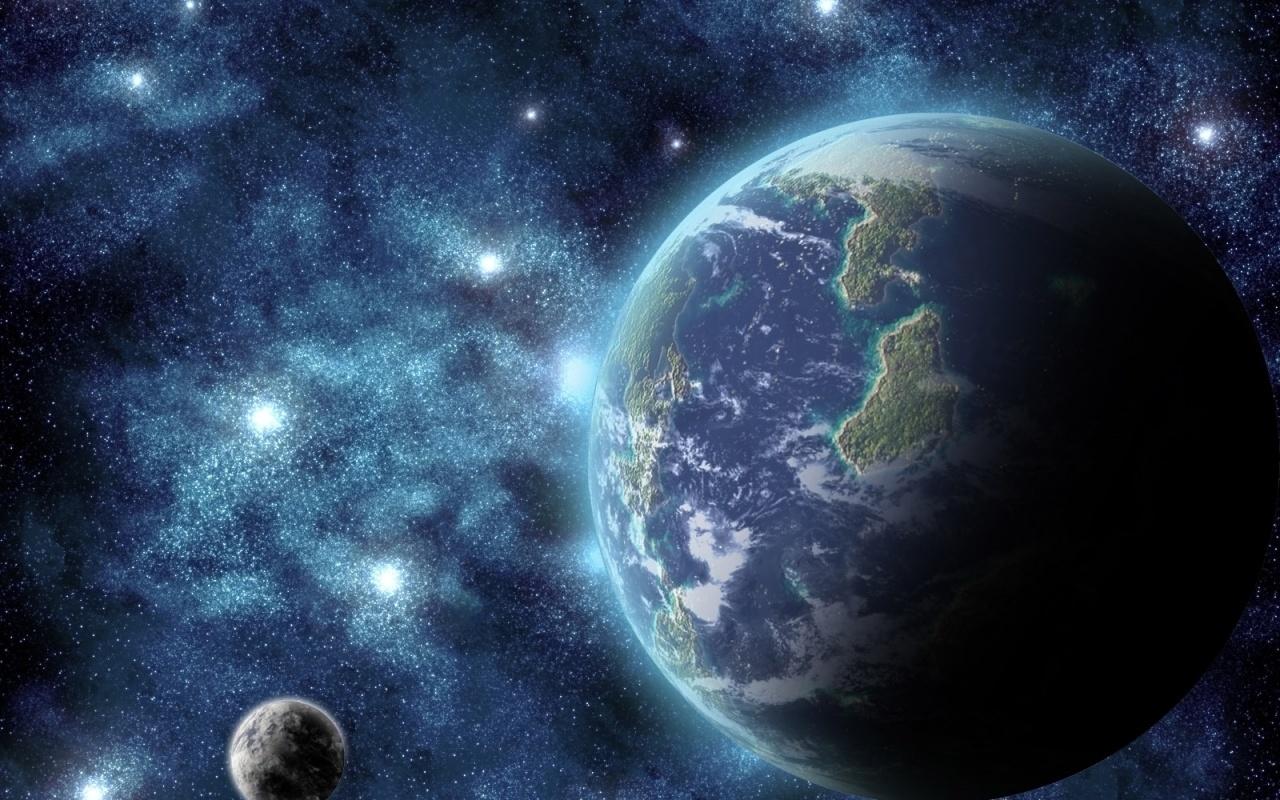 42124 скачать обои Планеты, Пейзаж, Космос - заставки и картинки бесплатно
