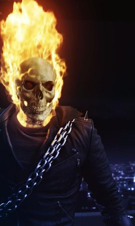 4043 download wallpaper Cinema, Ghost Rider screensavers and pictures for free