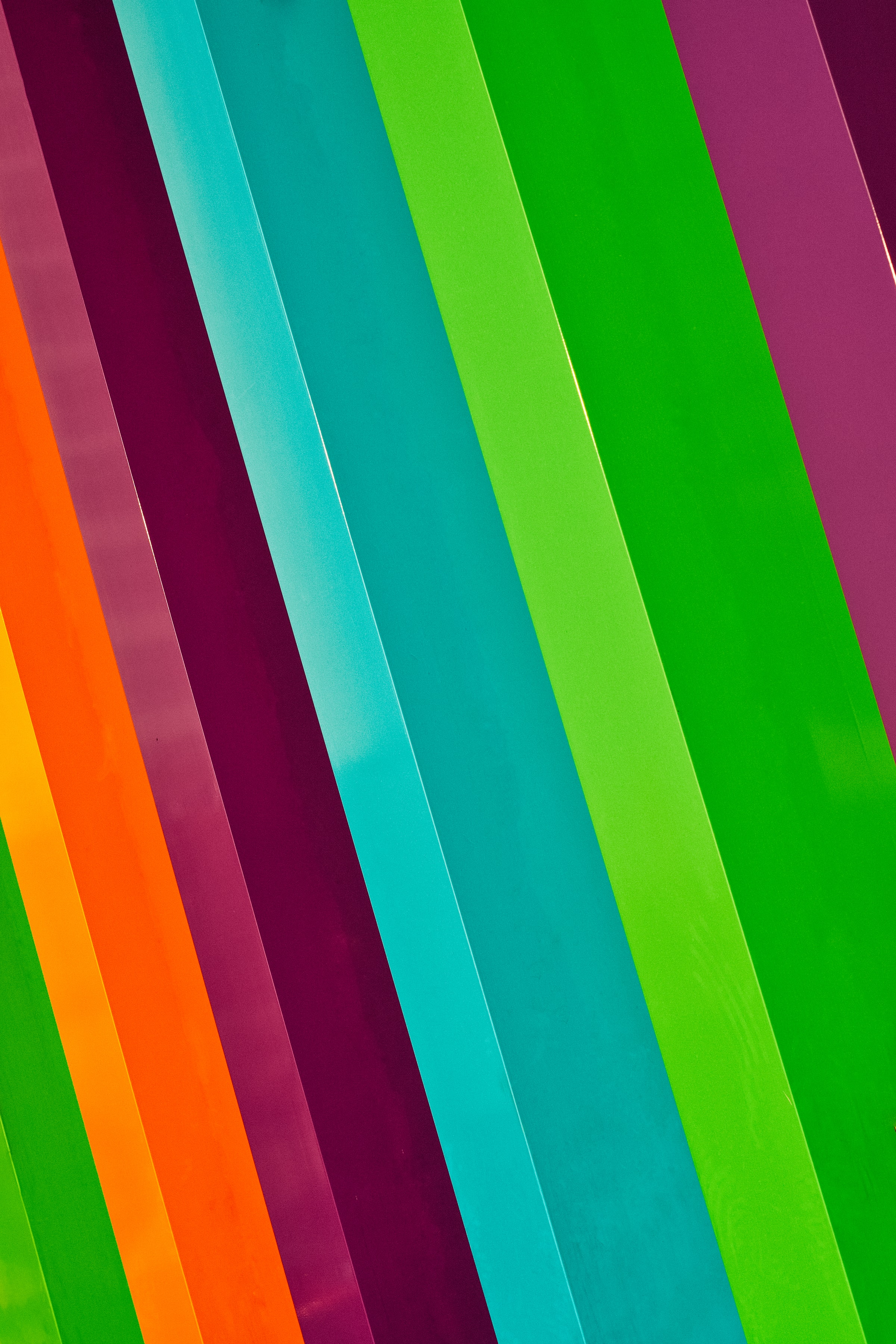 71916 free wallpaper 1440x2560 for phone, download images Abstract, Bright, Multicolored, Motley, Lines, Stripes, Streaks, Diagonal 1440x2560 for mobile