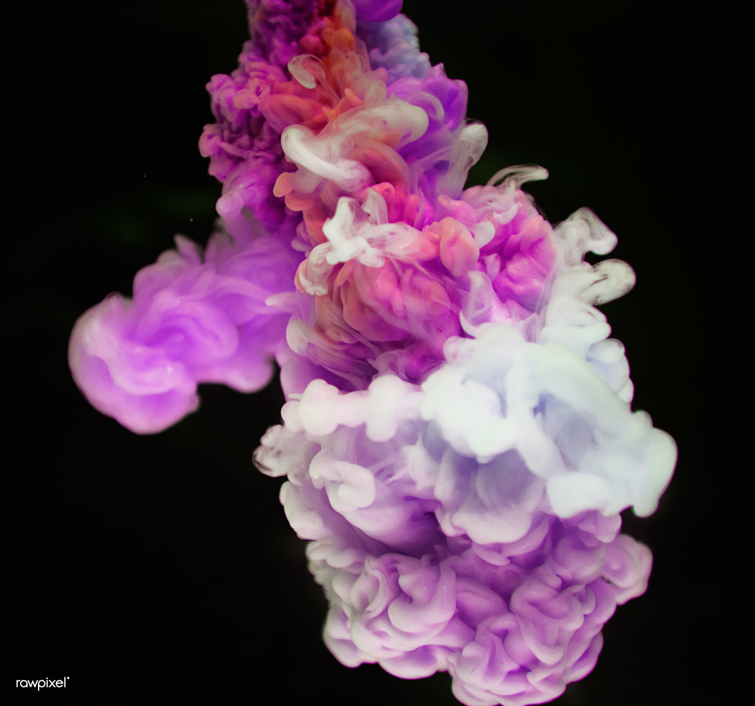 147322 download wallpaper Abstract, Colorful Smoke, Multicolored Smoke, Clots, Purple, Violet, Smoke screensavers and pictures for free