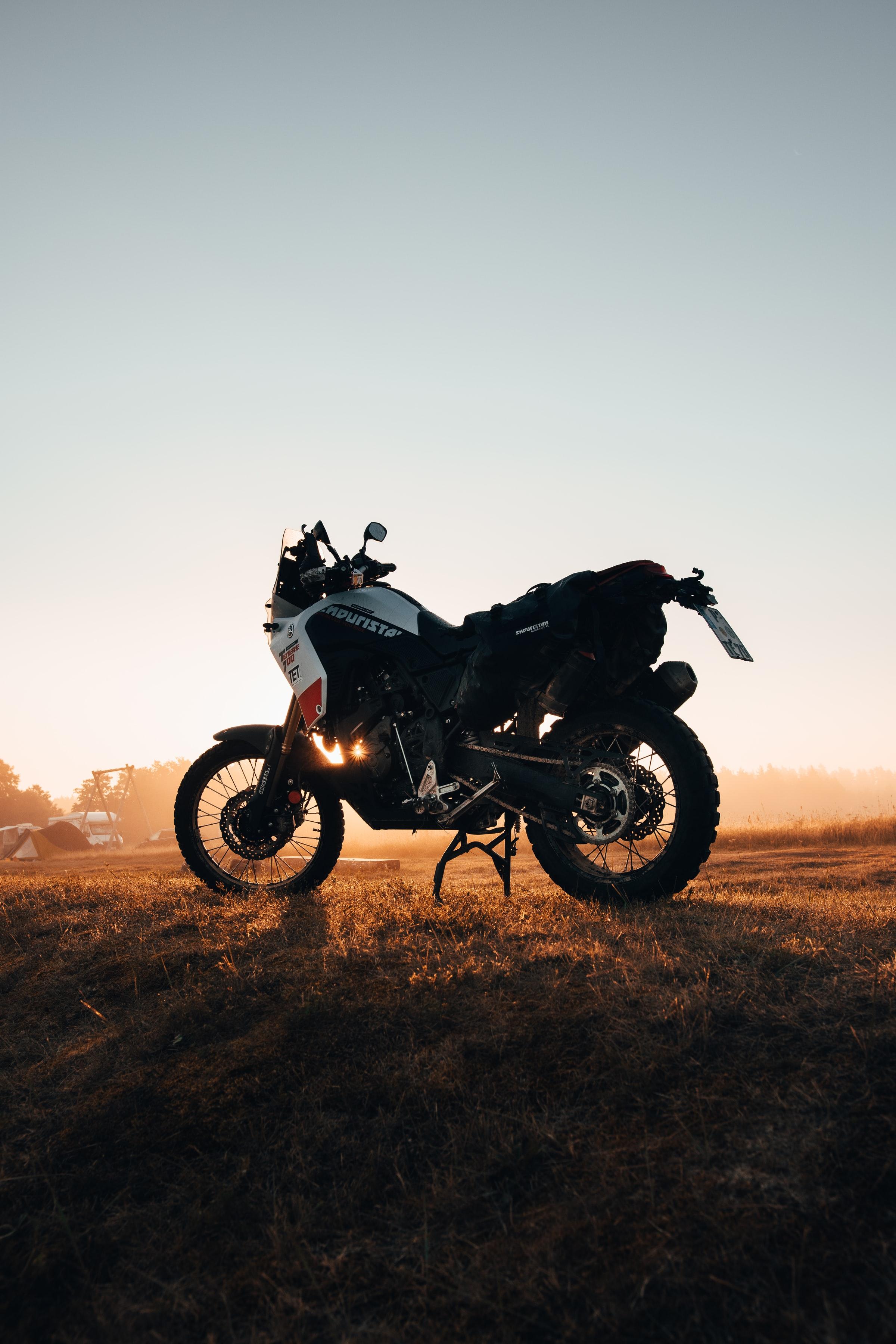 105502 скачать обои Мотоциклы, Мотоцикл, Вид Сбоку, Байк, Лучи - заставки и картинки бесплатно