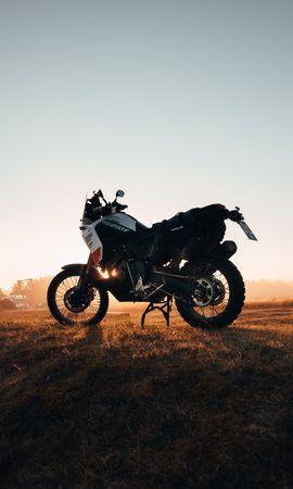 105502 télécharger le fond d'écran Moto, Motocyclette, Vue De Côté, Bicyclette, Vélo, Poutres, Rayons - économiseurs d'écran et images gratuitement