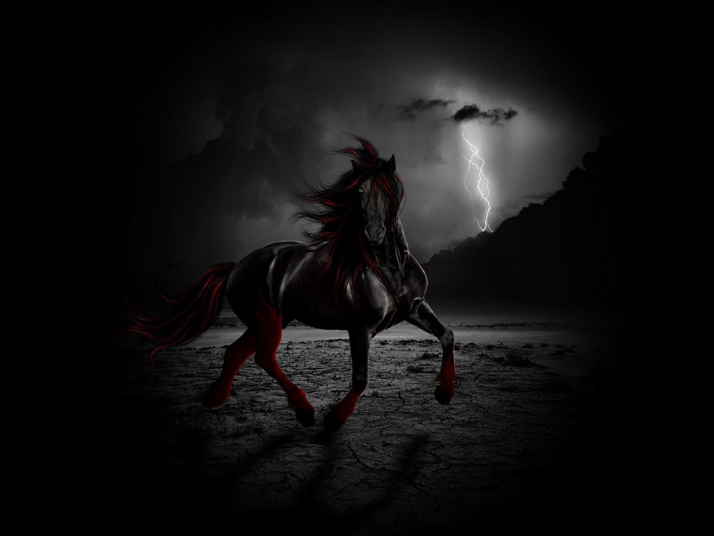Скачать обои Лошади на телефон бесплатно
