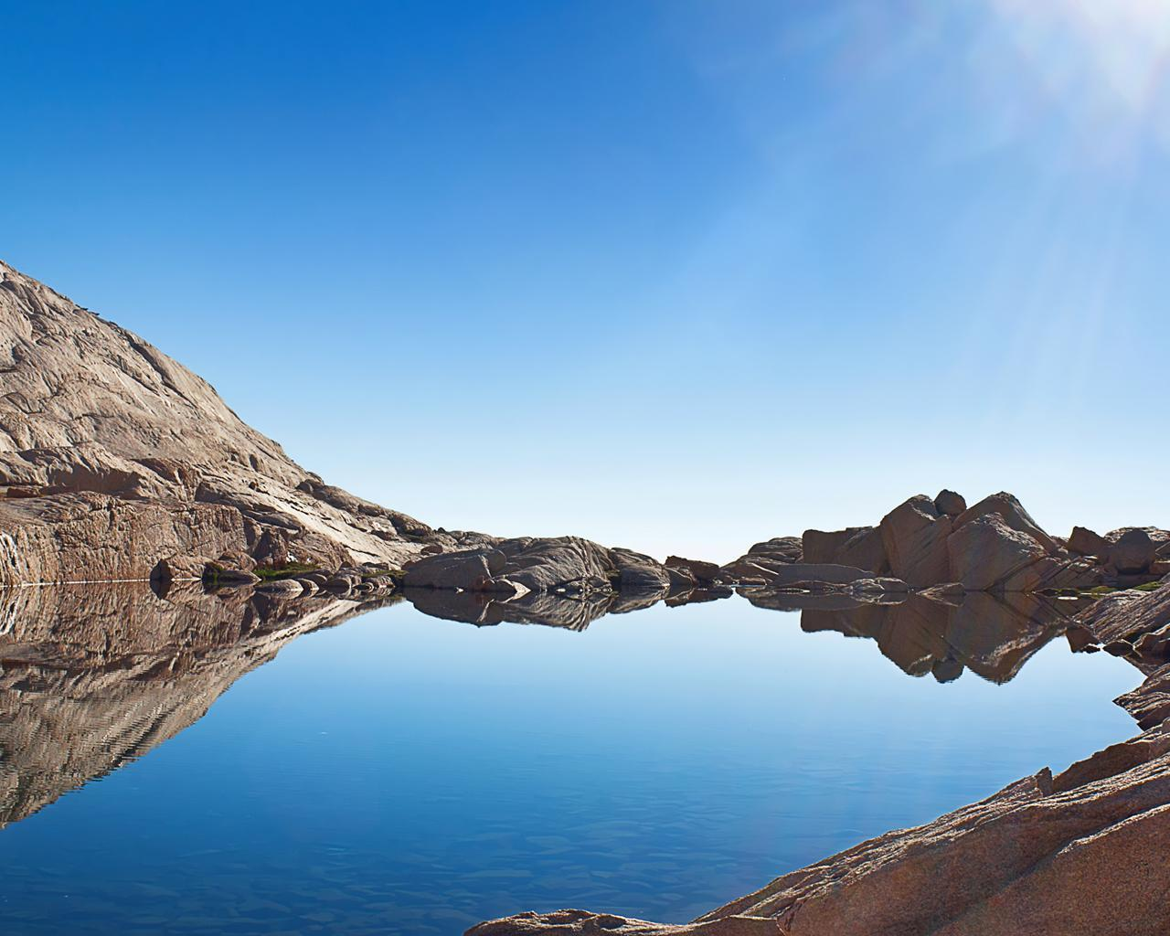 8603 download wallpaper Landscape, Stones, Lakes screensavers and pictures for free