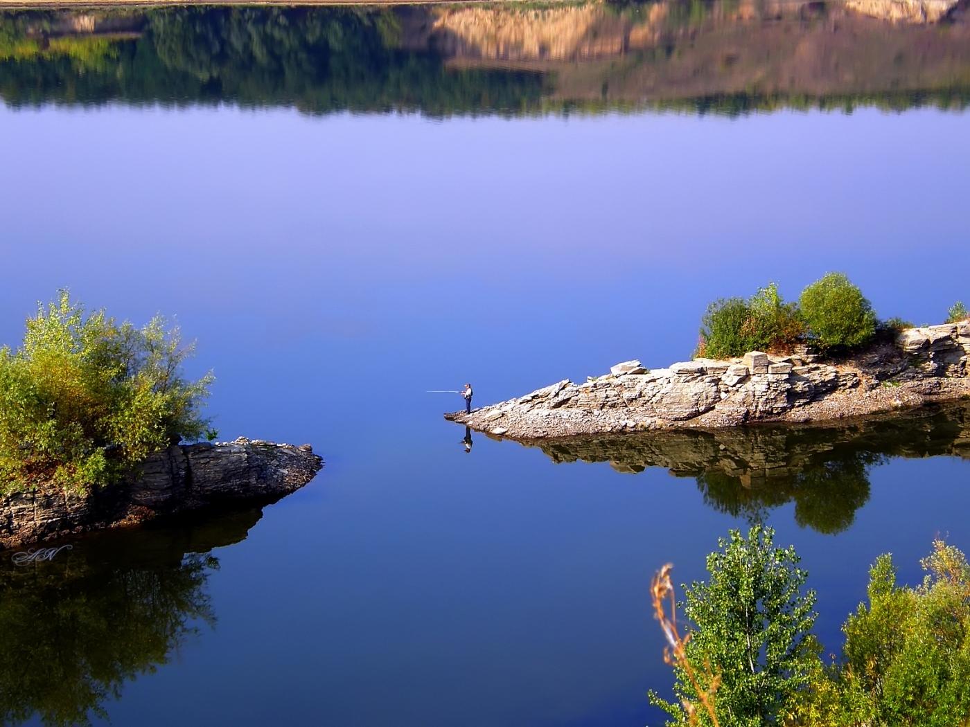 24442 скачать обои Пейзаж, Камни, Озера - заставки и картинки бесплатно