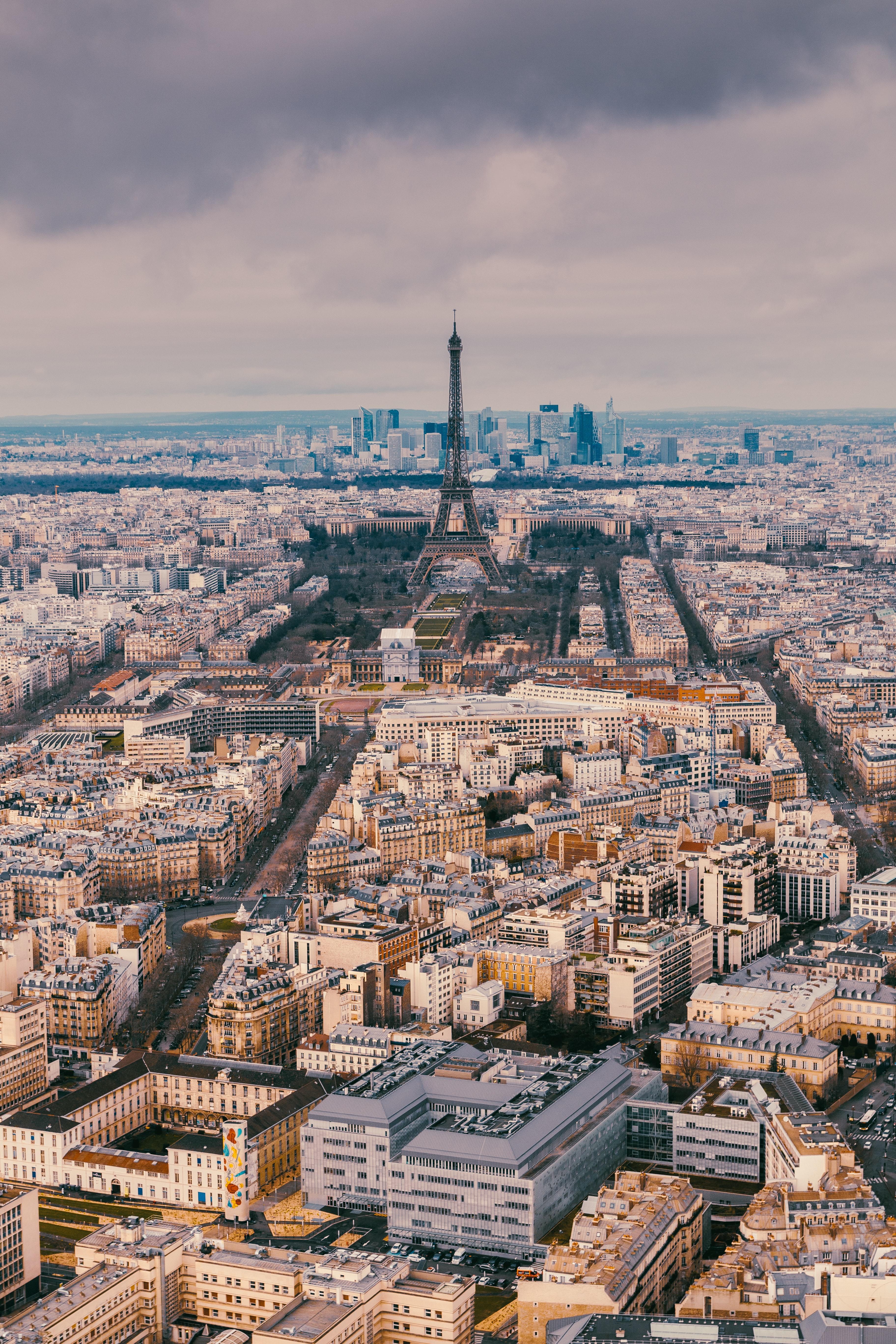 137829 télécharger le fond d'écran Ville, La Tour, Tour, Paysage Urbain, Cityscape, Vue D'en-Haut, Vue D'En Haut, Paris, Villes, Tour Eiffel - économiseurs d'écran et images gratuitement