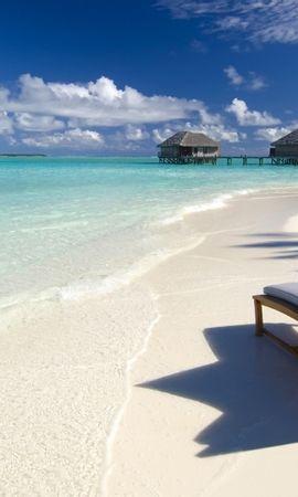 30828 скачать обои Пейзаж, Море, Пляж - заставки и картинки бесплатно