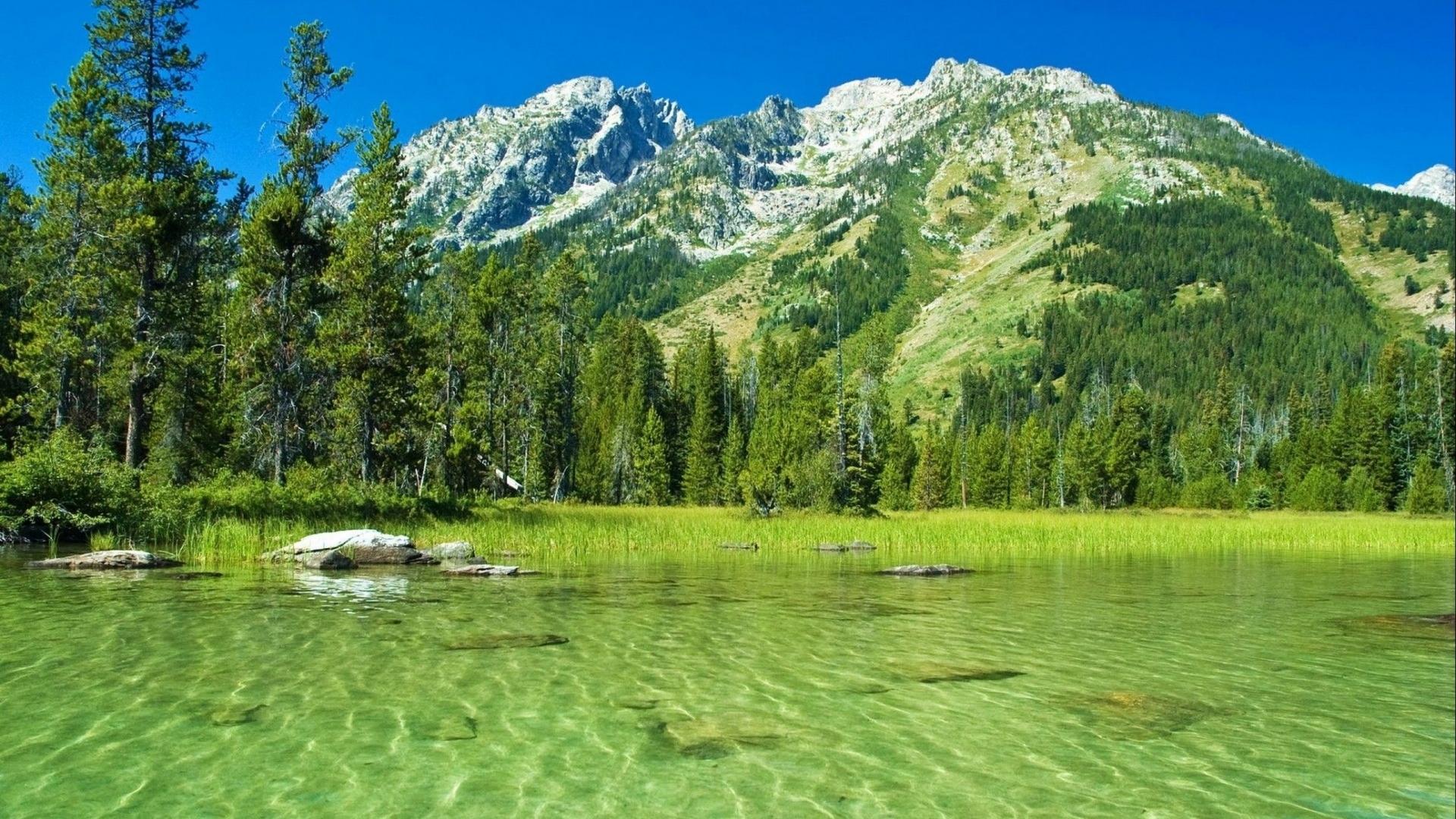 49006 скачать Зеленые обои на телефон бесплатно, Пейзаж, Природа, Горы Зеленые картинки и заставки на мобильный