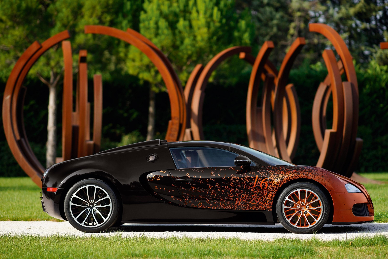 140855 скачать обои Тачки (Cars), Вид Сбоку, Bugatti Veyron, Grand Sport, Venet - заставки и картинки бесплатно