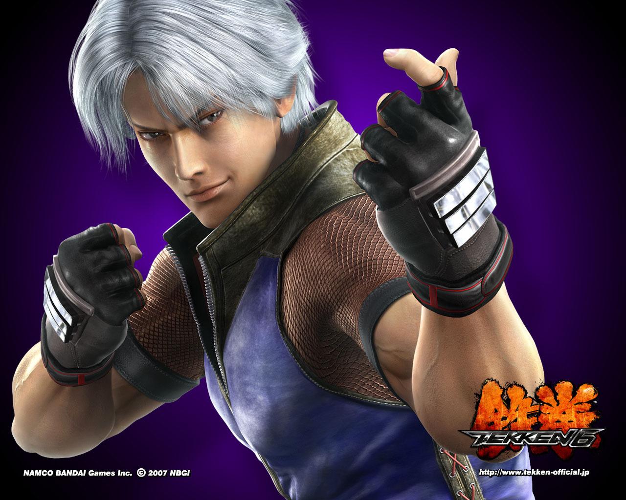 2140 скачать обои Игры, Tekken - заставки и картинки бесплатно
