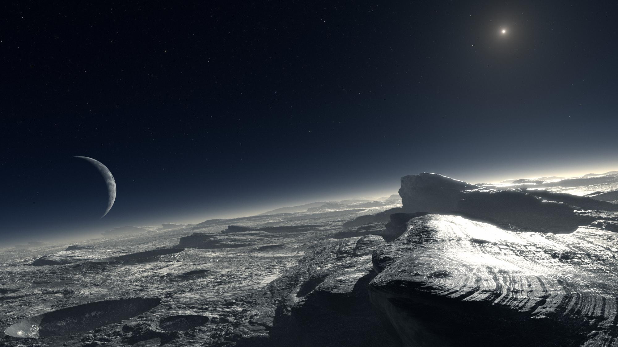 133232 免費下載壁紙 行星, 宇宙, 消息, 新闻, 冥王星, 矮行星, 跨内普顿设施, 海王星对象 屏保和圖片