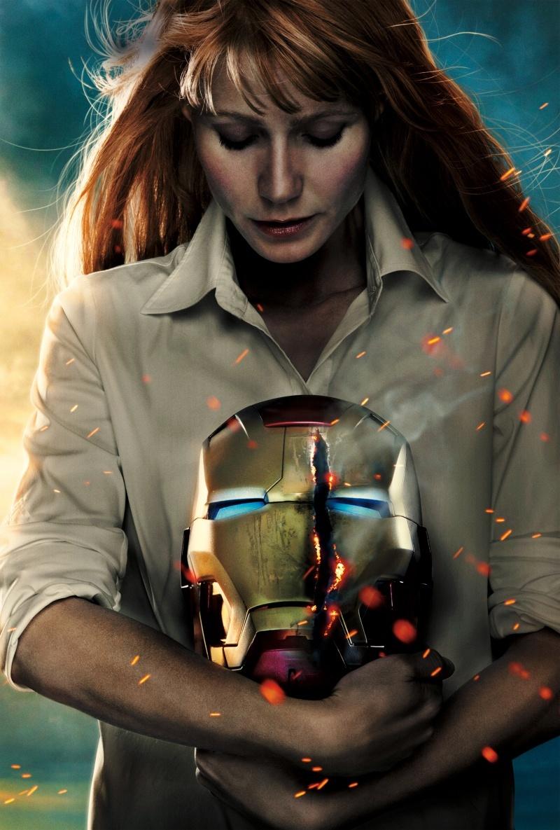 49731 Hintergrundbild herunterladen Kino, Menschen, Mädchen, Iron Man - Bildschirmschoner und Bilder kostenlos