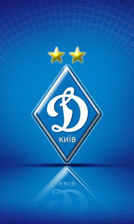 20087 baixe gratuitamente papéis de parede de Azul para seu telefone, Esportes, Fundo, Logos, Futebol, Dinamo imagens e protetores de tela de Azul para seu celular