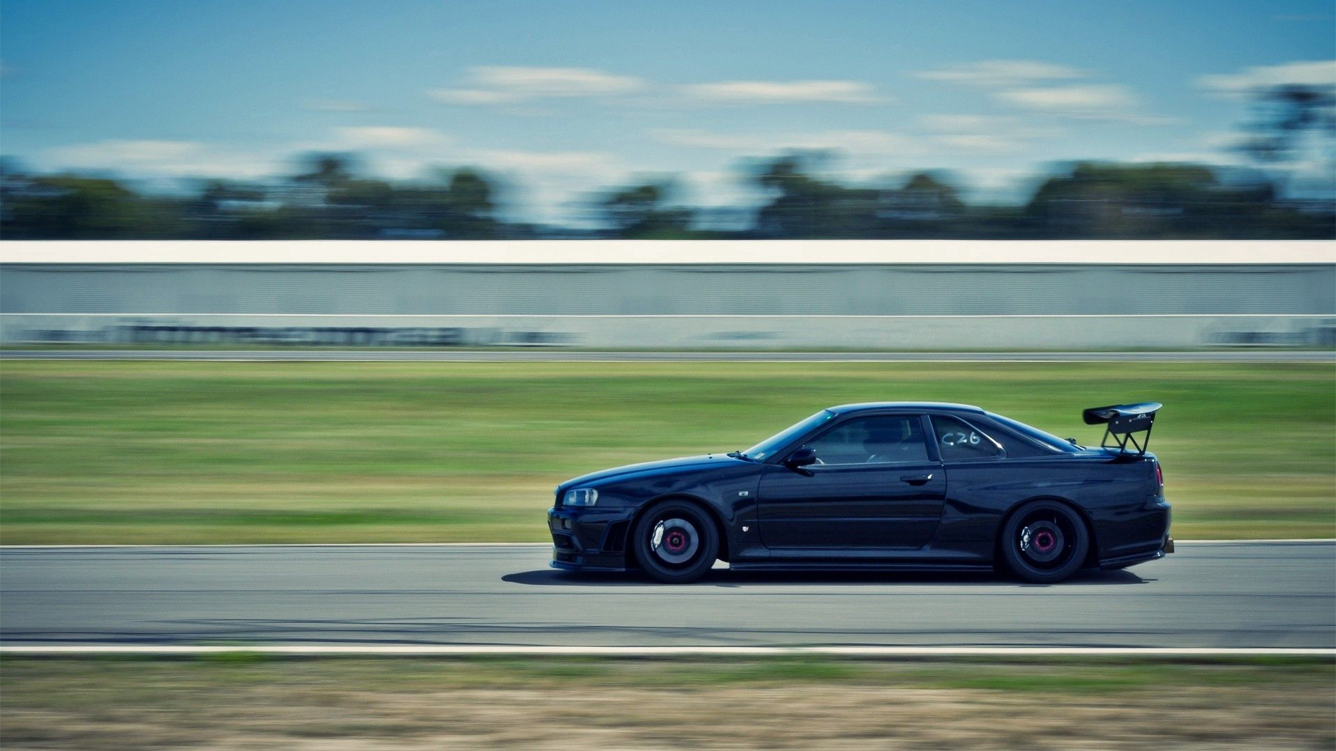 133954 download wallpaper Cars, Nissan, Nissan Skyline R34, Auto screensavers and pictures for free