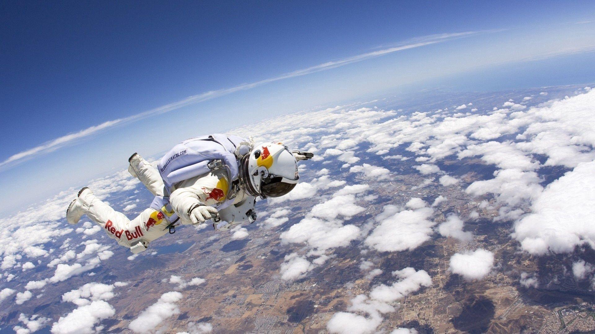 150749 скачать обои Спорт, Небо, Red Bull, Дайвинг, Jump, Diving - заставки и картинки бесплатно