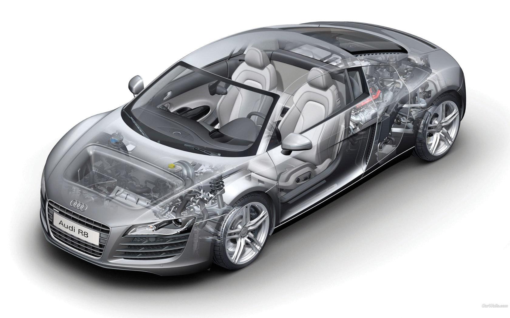 6807 скачать обои Транспорт, Машины, Ауди (Audi) - заставки и картинки бесплатно