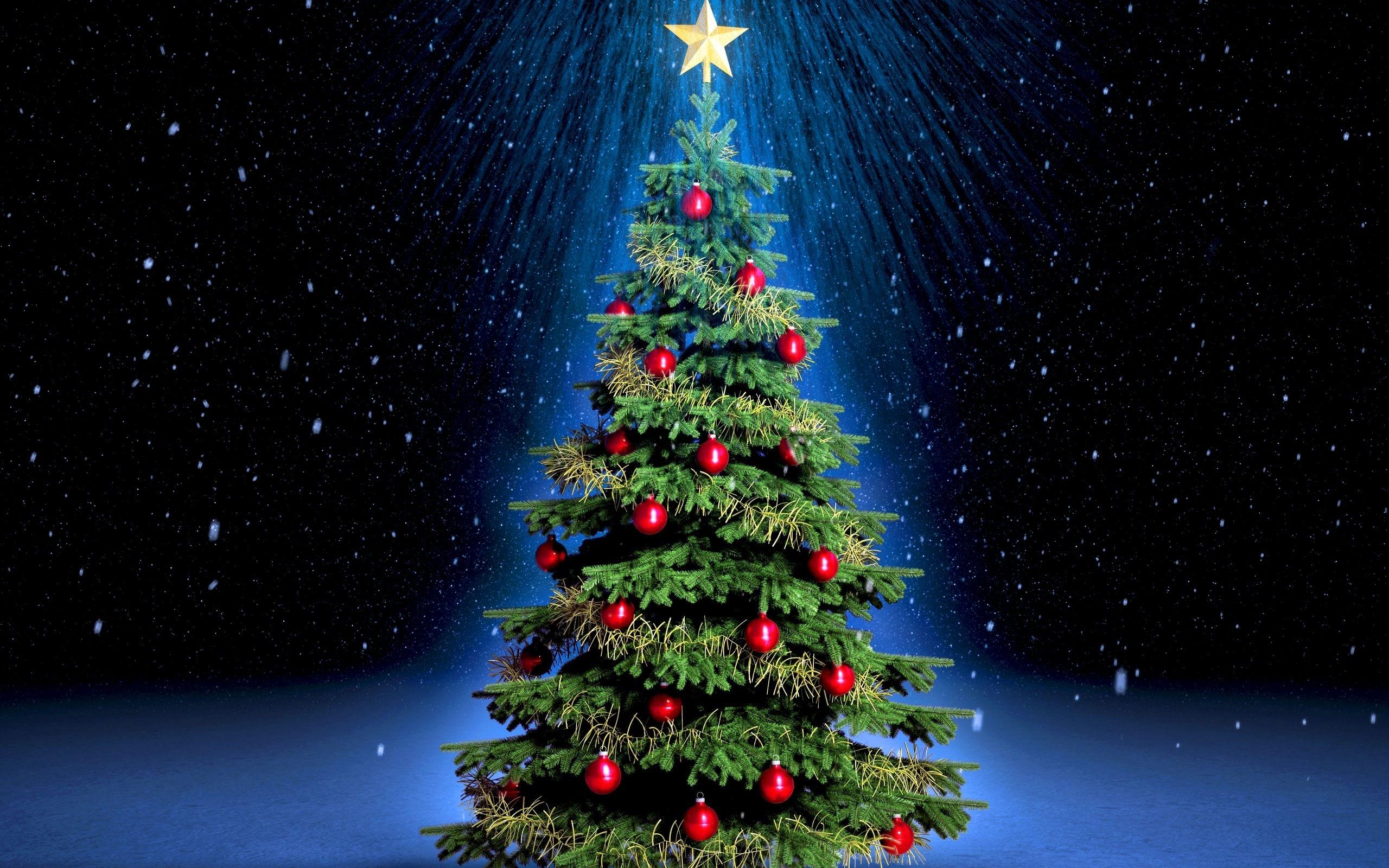 44628 скачать обои Растения, Объекты, Новый Год (New Year), Праздники, Деревья - заставки и картинки бесплатно