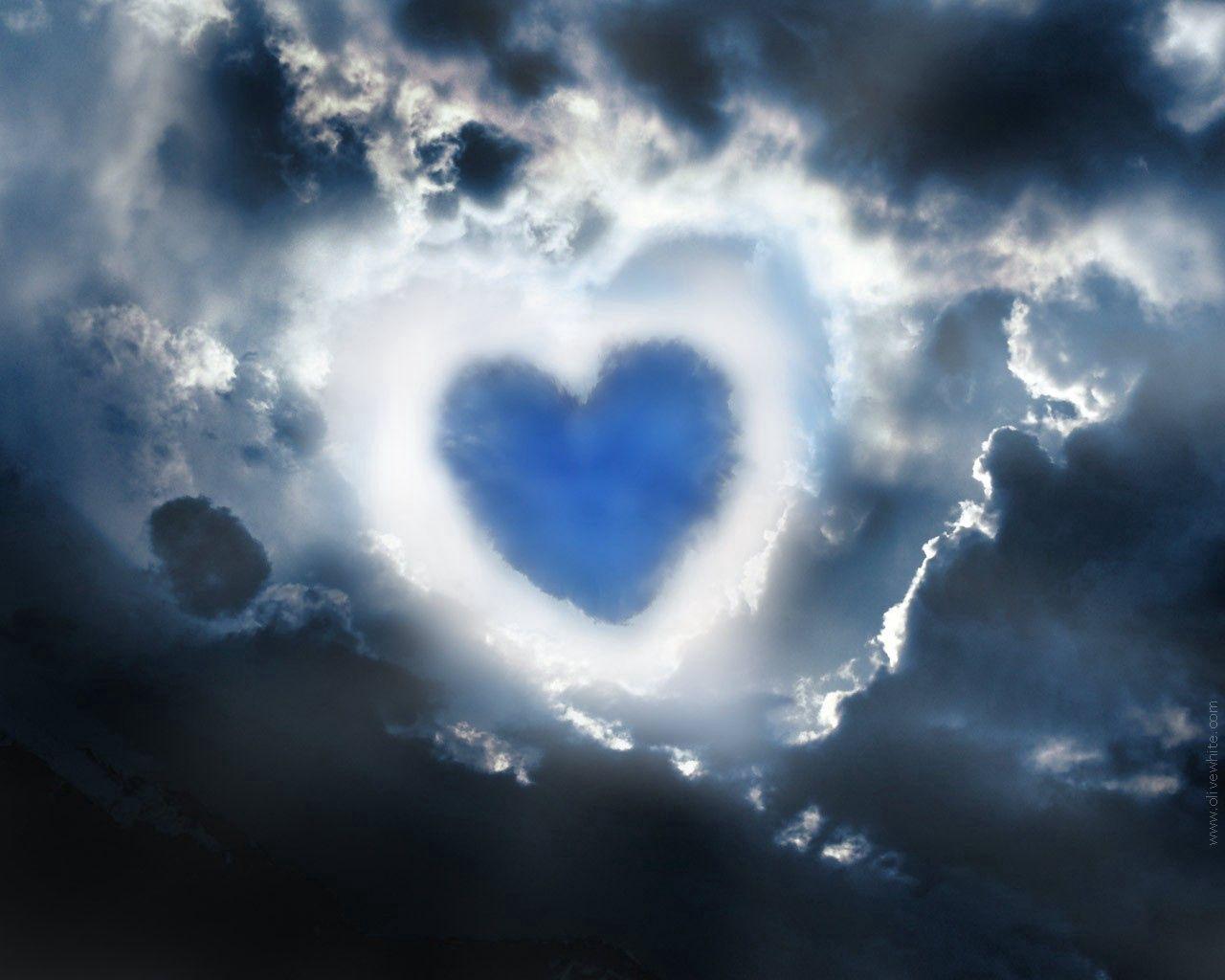 100618 économiseurs d'écran et fonds d'écran Amour sur votre téléphone. Téléchargez Sky, Nuages, Amour, Briller, Lumière, Cœur, Un Cœur images gratuitement