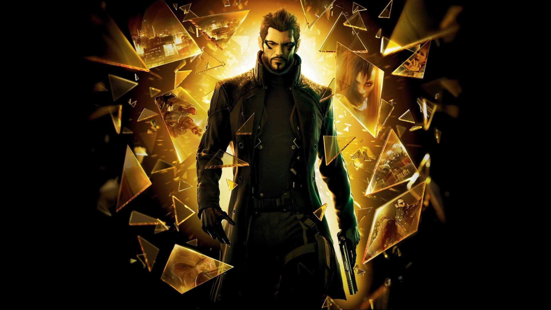 27042 download wallpaper Games, Deus Ex: Invisible War screensavers and pictures for free