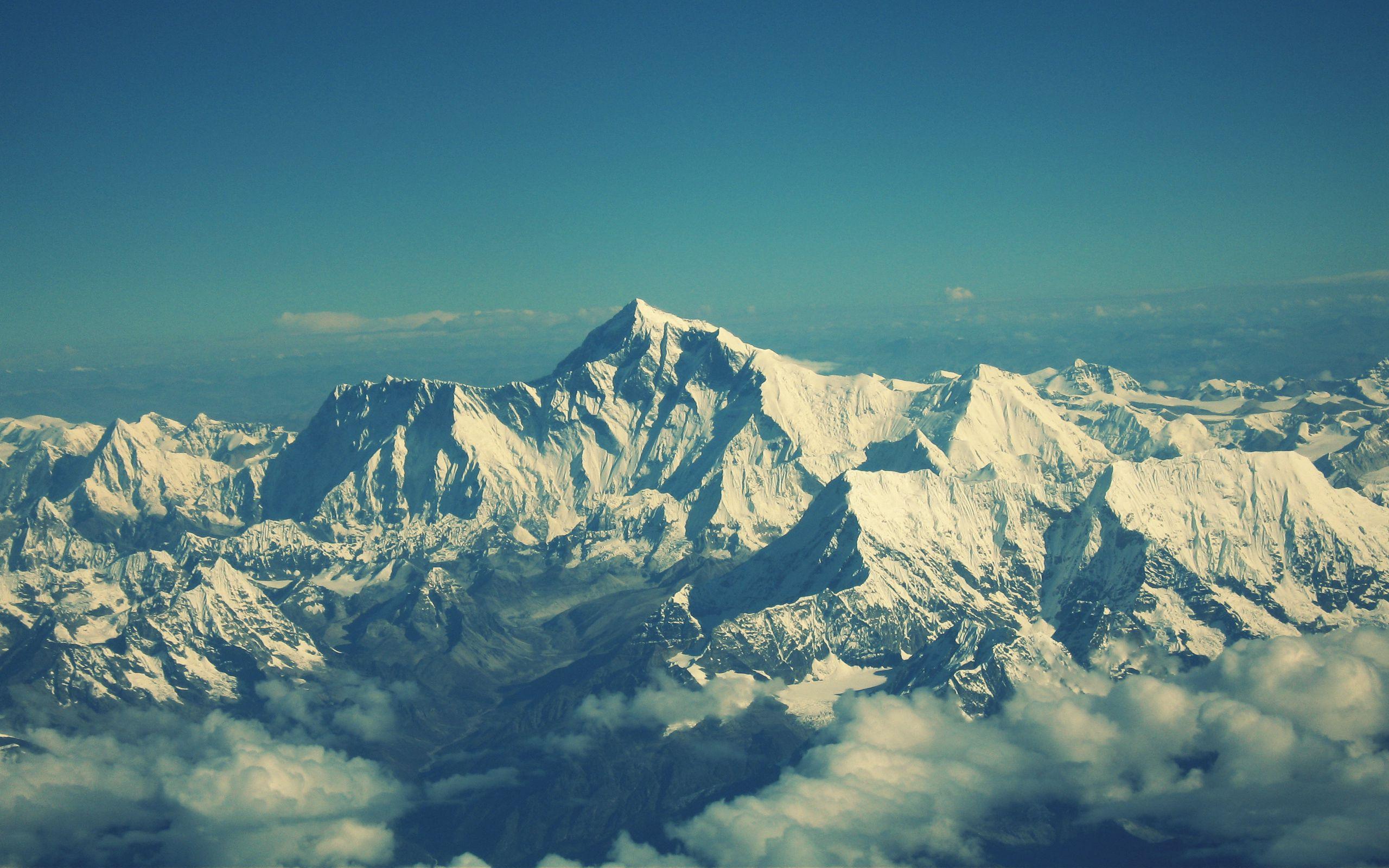 101343 скачать обои Горы, Небо, Природа, Вершины, Эверест - заставки и картинки бесплатно