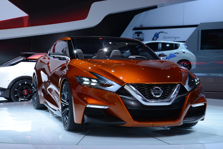 78469 скачать обои Тачки (Cars), Ниссан (Nissan), Спорт, Седан, Concept, Detroit, 2014 - заставки и картинки бесплатно
