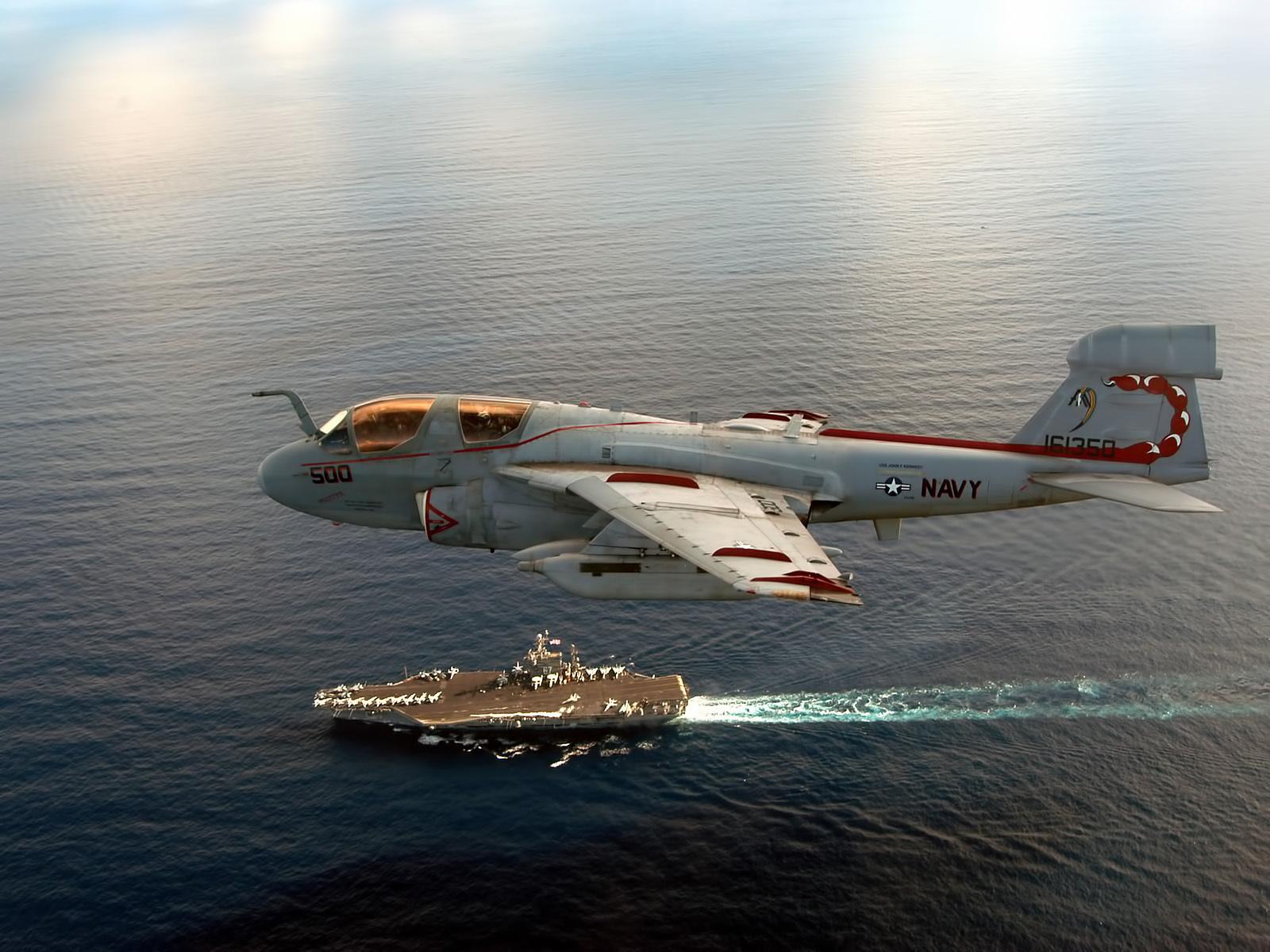 20282 скачать обои Транспорт, Корабли, Море, Самолеты, Оружие - заставки и картинки бесплатно