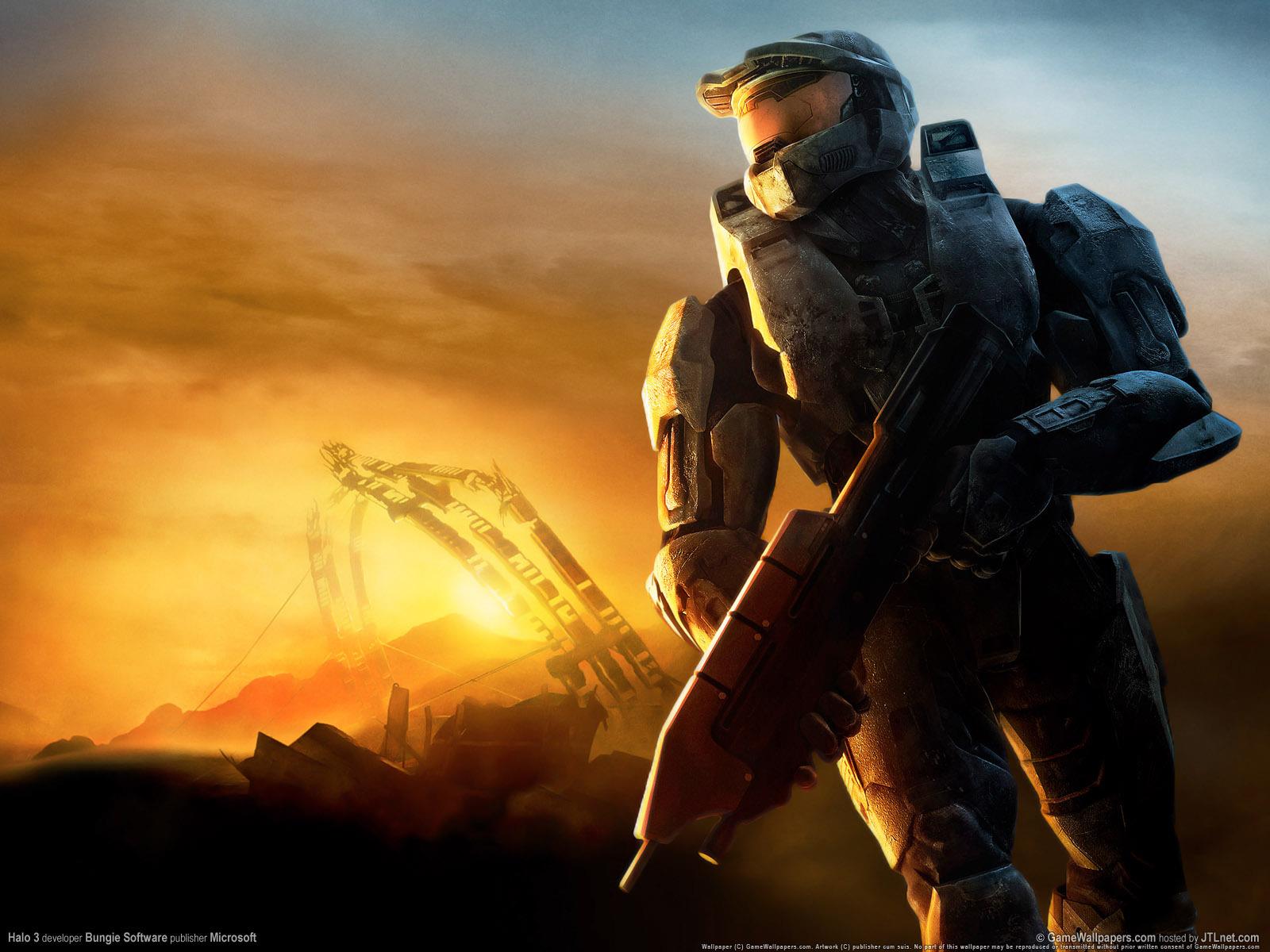 Скачать картинку Halo, Игры в телефон бесплатно.