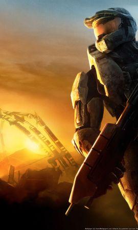 15900 скачать обои Игры, Halo - заставки и картинки бесплатно
