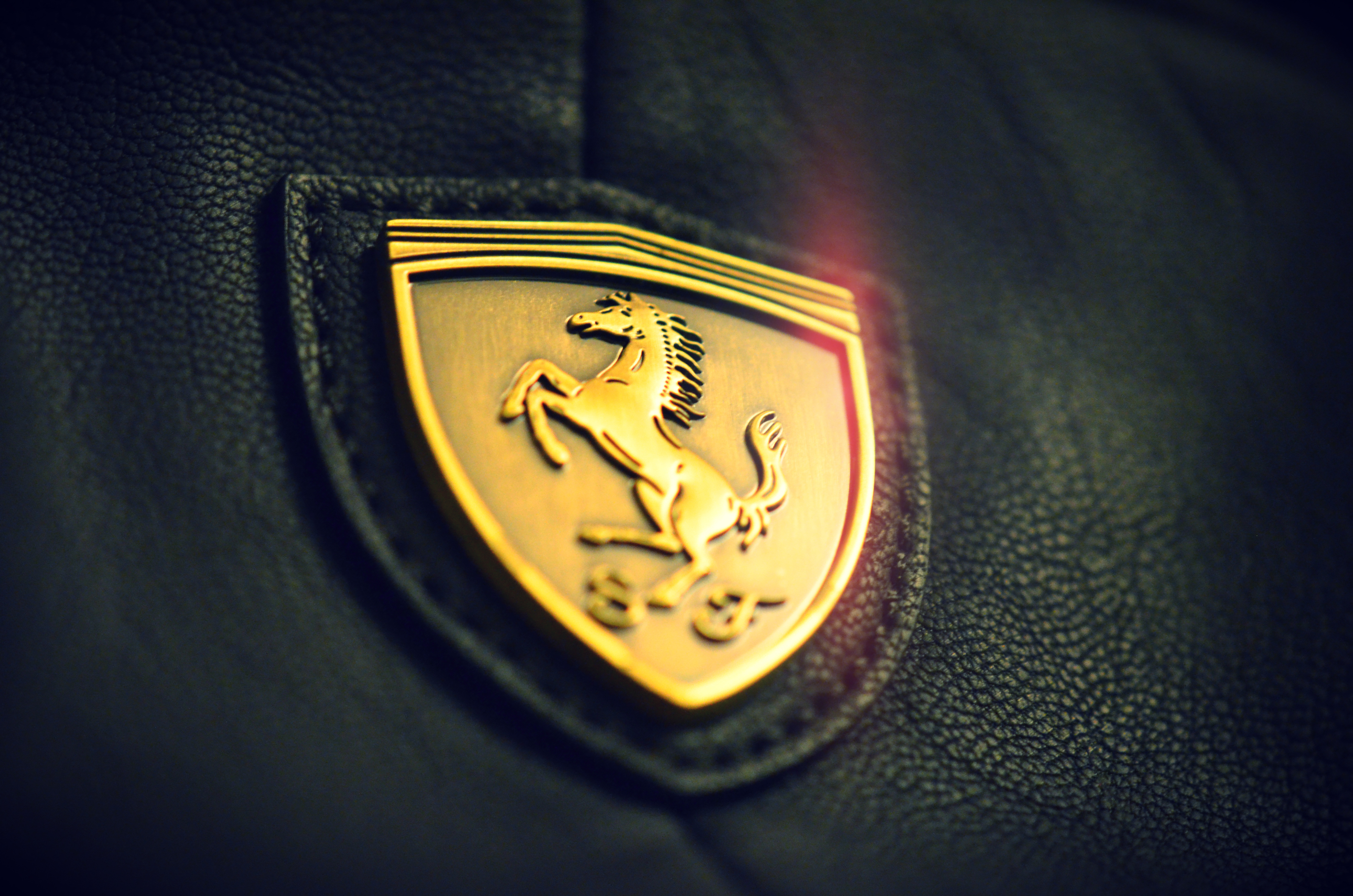 20477 download wallpaper Transport, Auto, Brands, Background, Logos, Ferrari screensavers and pictures for free