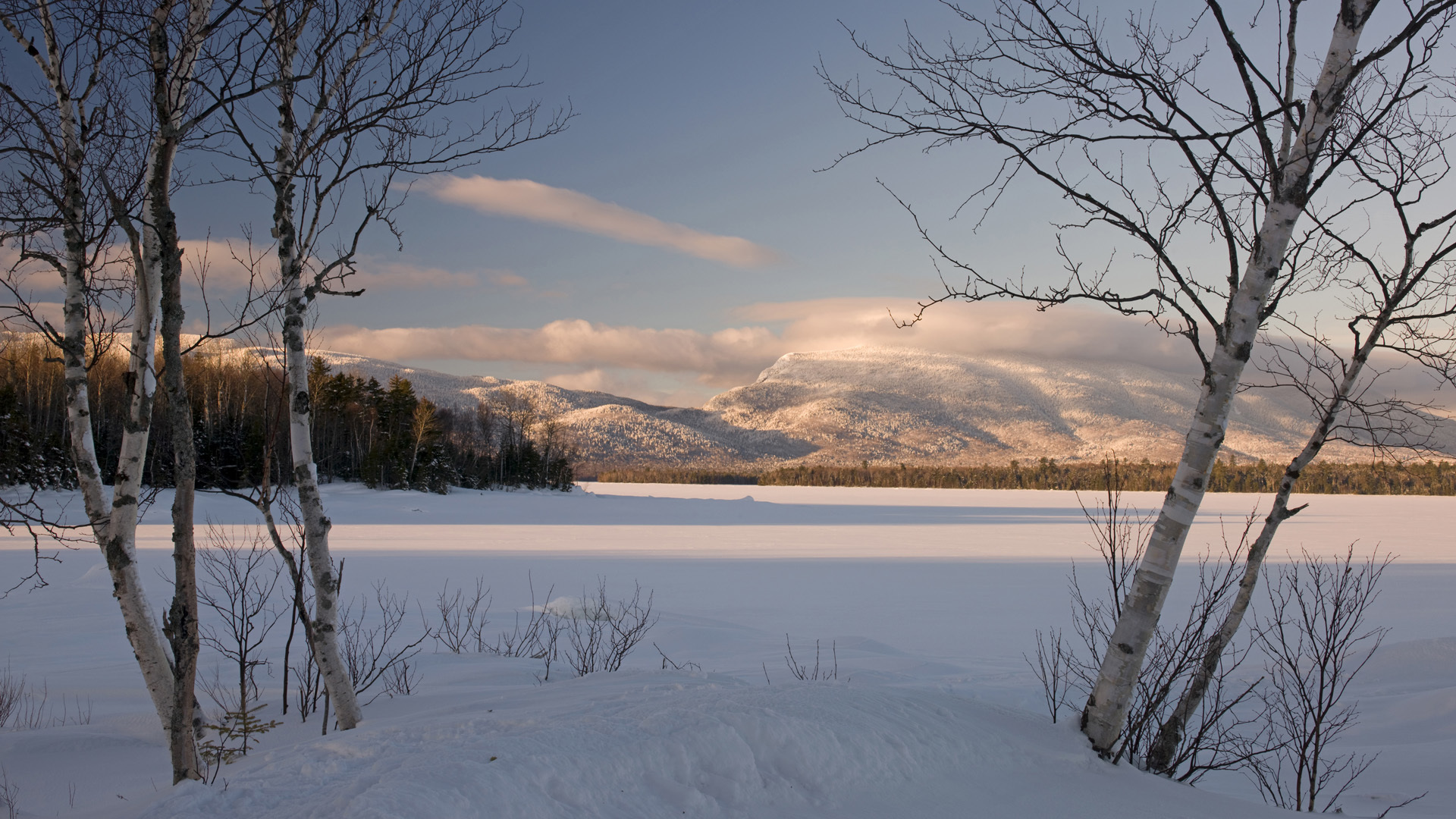 43262 download wallpaper Landscape, Winter screensavers and pictures for free