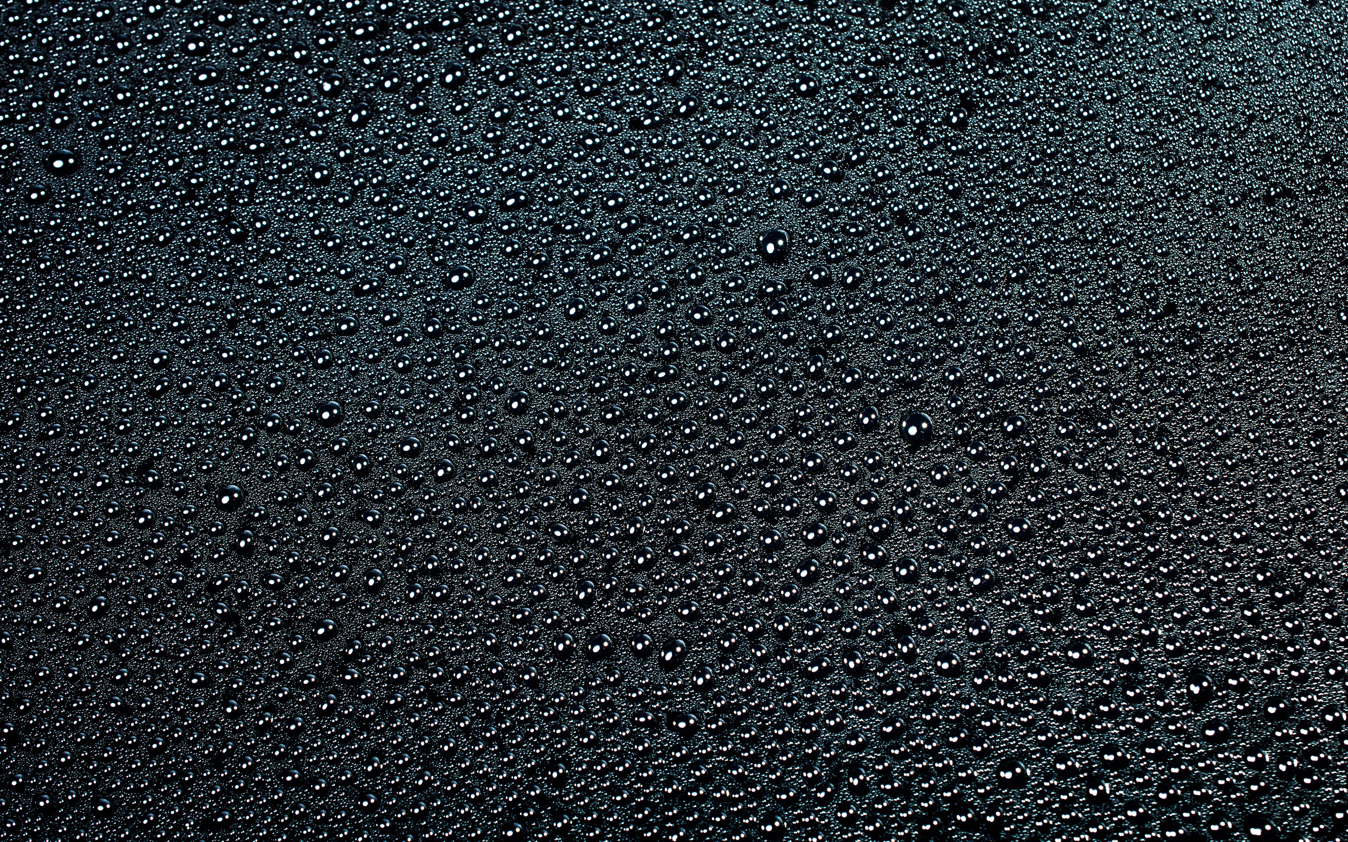 58032 Hintergrundbild herunterladen Drops, Dunkel, Textur, Texturen, Oberfläche, Bälle - Bildschirmschoner und Bilder kostenlos