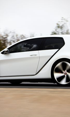 112202 Screensavers and Wallpapers Volkswagen for phone. Download Cars, Volkswagen, Design, Vision, Gti, Concept pictures for free
