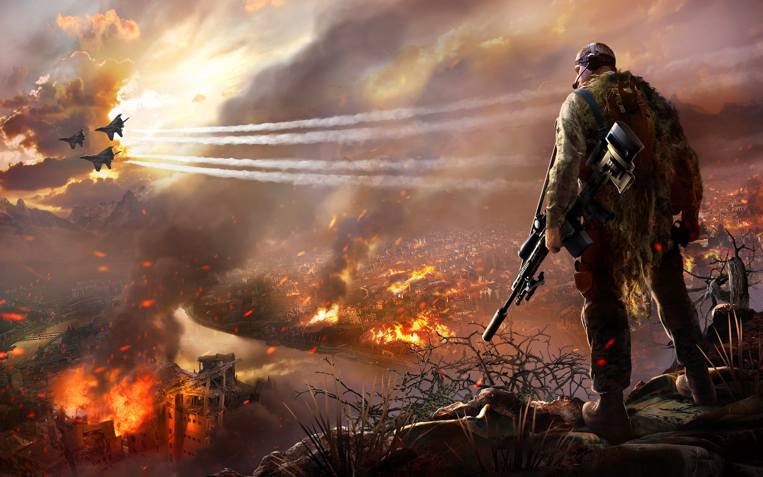 33359 download wallpaper Games, Soldiers screensavers and pictures for free