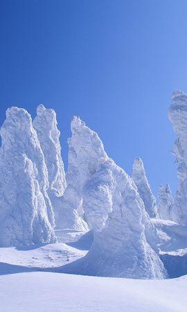 10387 скачать обои Пейзаж, Зима, Снег - заставки и картинки бесплатно