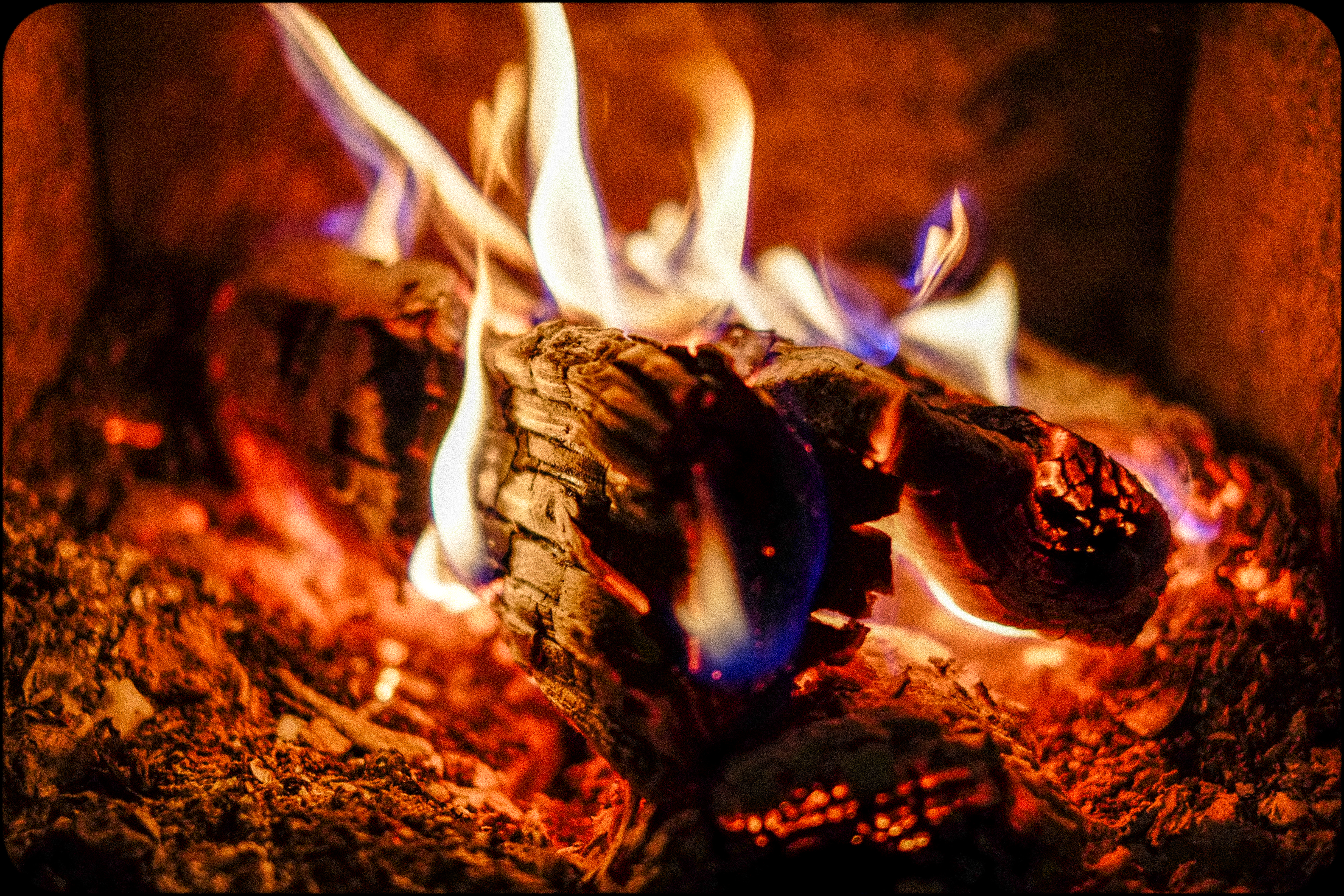 126789 Screensavers and Wallpapers Bonfire for phone. Download Bonfire, Coals, Flame, Miscellanea, Miscellaneous, Firewood, Ash pictures for free