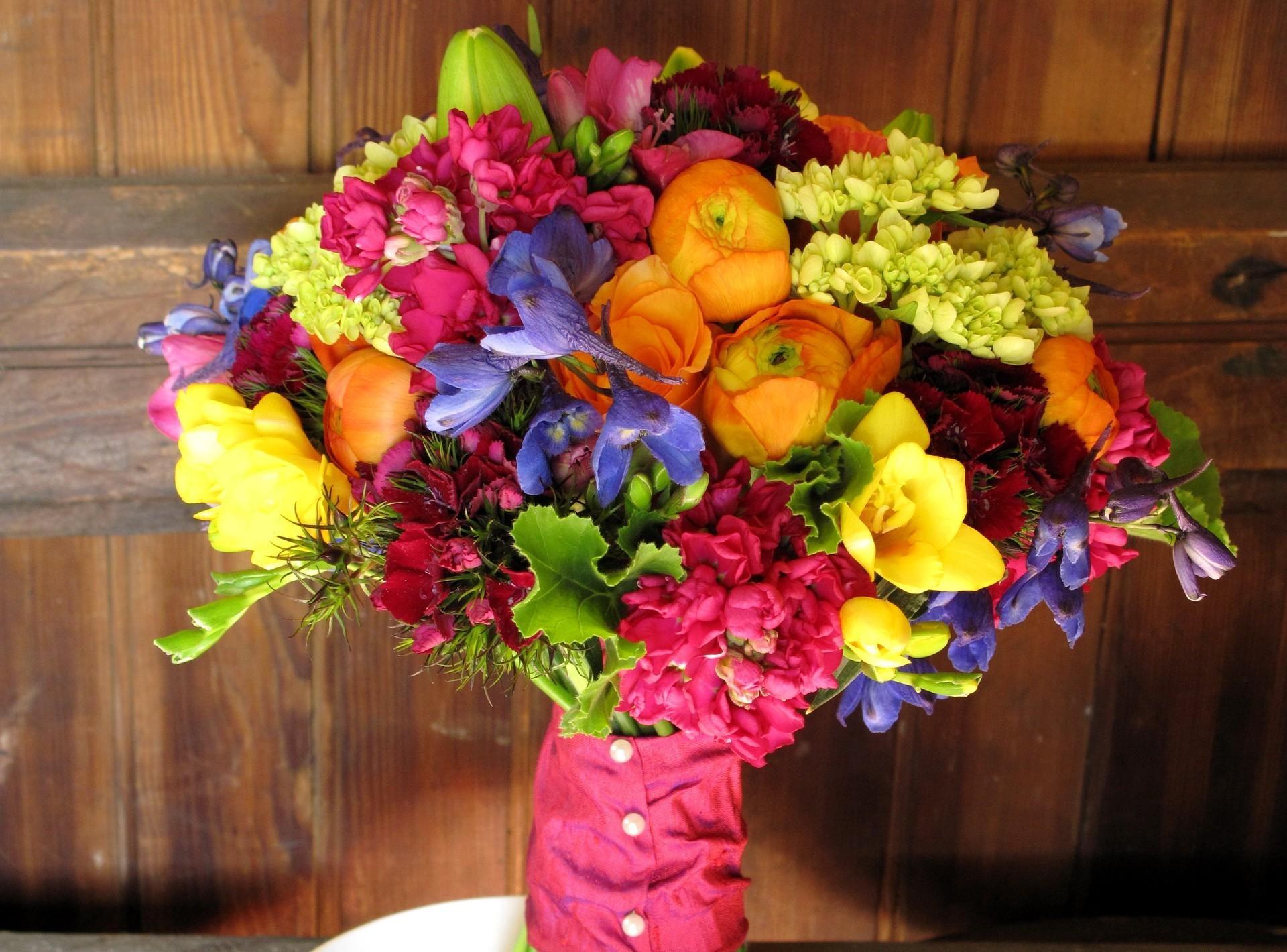 147115 скачать обои Цветы, Букет, Яркие, Красиво, Оформление - заставки и картинки бесплатно