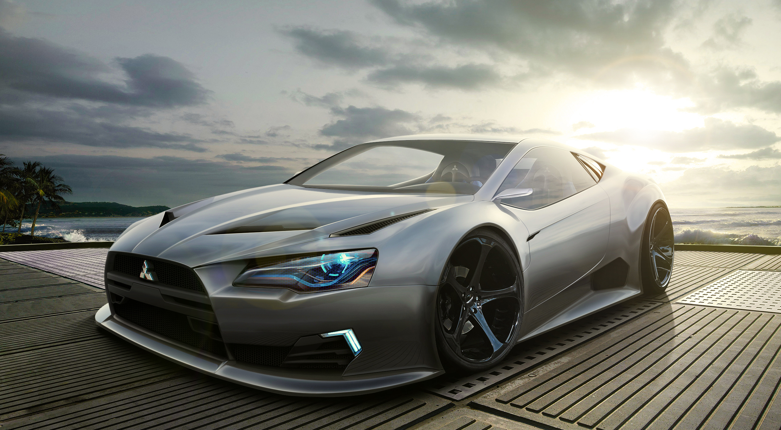 21863 download wallpaper Transport, Auto, Mitsubishi screensavers and pictures for free