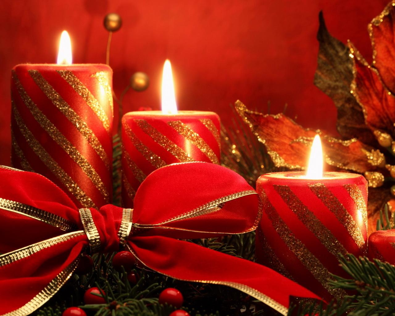 15522 скачать обои Праздники, Новый Год (New Year), Рождество (Christmas, Xmas), Свечи - заставки и картинки бесплатно